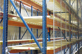 Industrial Racking- Pallet Racking Systems